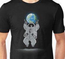 Typical tourist photo Unisex T-Shirt