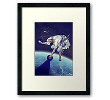 The Starmaker Framed Print