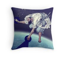 The Starmaker Throw Pillow