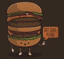 Diet Soda by Naolito