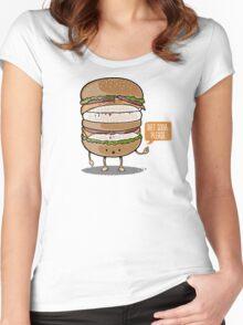 Diet Soda Women's Fitted Scoop T-Shirt