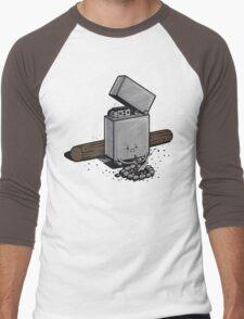 Out of fuel Men's Baseball ¾ T-Shirt