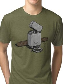 Out of fuel Tri-blend T-Shirt