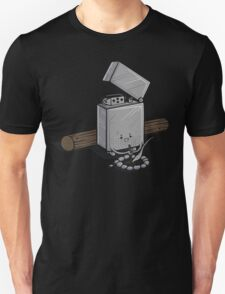 Out of fuel Unisex T-Shirt