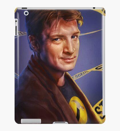 Nathan Fillion iPad Case/Skin