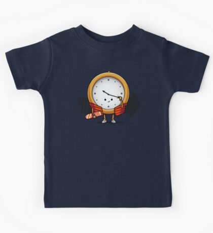 Time traveler Kids Tee