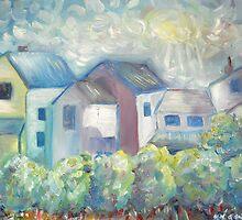 The Old Neighborhood by M C  Sturman