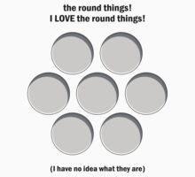 The ROUND THINGS! by inkredible