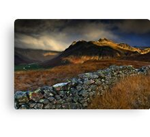 Langdale Weather Canvas Print
