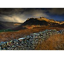 Langdale Weather Photographic Print