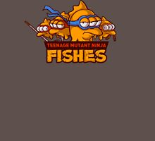 Teenage mutant ninja fishes Unisex T-Shirt