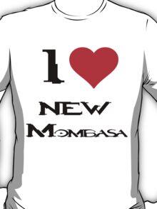 Halo-I heart new Mombasa T-Shirt
