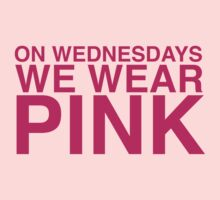 On Wednesdays We Wear Pink by Cosmic Unicorn