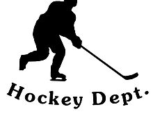 Property Of Hockey Dept by kwg2200