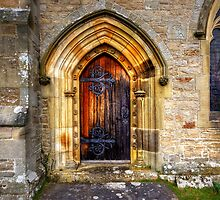 St Andrews Church, Aysgarth by Stephen Smith
