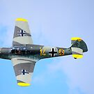 Messerschmitt 108 by Mark Baldwyn