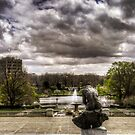Rodin's The Thinker by MClementReilly