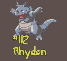 Rhyhorn 112 by Stephen Dwyer