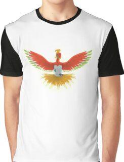 Sun Bird Graphic T-Shirt