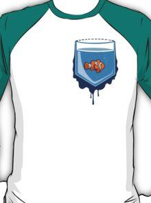 Pocket fish T-Shirt