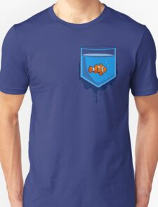 Pocket fish Unisex T-Shirt