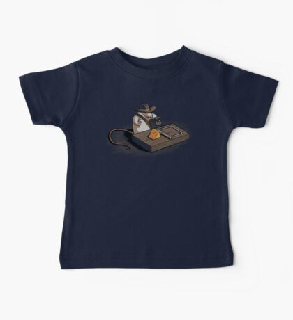 Indiana Mouse Baby Tee