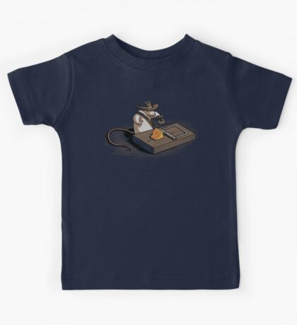 Indiana Mouse Kids Tee