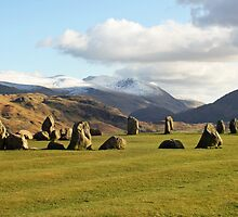 Castlerigg Stone Circle by Furtographic