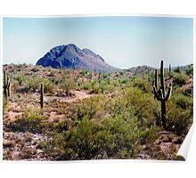 Desert Hills Poster