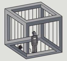 Escher's Jail by Naolito