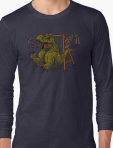 Jurassic Park Long Sleeve T-Shirt