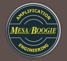 Mesa boogie Amp Sign (YF) decoration Clothing & Stickers by goodmusic