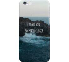 Ocean Quote iPhone Case/Skin