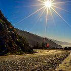 Pacific Coast Highway by Douglas Hamilton