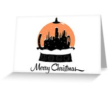 Christmas in the Citadel Greeting Card