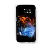 Fire VS Ice - Regina and Elsa Samsung Galaxy Case/Skin