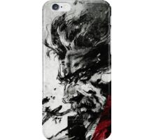 Metal Gear Solid 5 iPhone Case/Skin