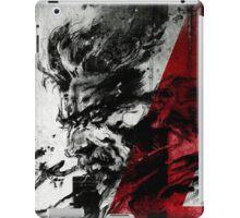 Metal Gear Solid 5 iPad Case/Skin