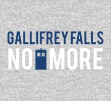 Gallifrey Falls No More by blamehollywood
