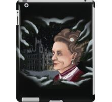 The Dowager Countess of Grantham iPad Case/Skin