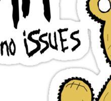 New Born - No Issues Sticker