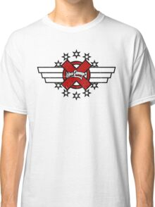 Cross, stars and wings Classic T-Shirt