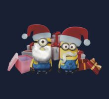 Minions Presents Christmas by Faster117