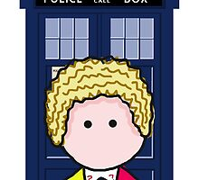 The 6th Doctor by LCarr