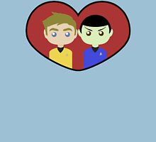 Kirk and Spock Unisex T-Shirt