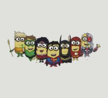 Minions Justice League by Faster117