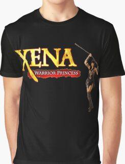 Xena-Warrior princess Graphic T-Shirt