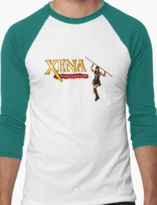 Xena-Warrior princess Men's Baseball ¾ T-Shirt