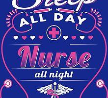 sleep all day, nurse all night by winterman199