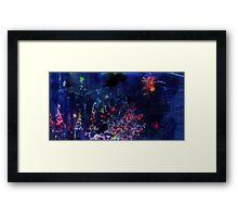 CHRISTMAS RUSH(C2013) Framed Print